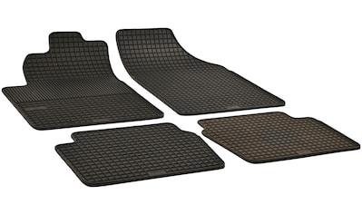 WALSER Passform - Fußmatten für Hyundai i10 BJ 2008  -  2013 kaufen