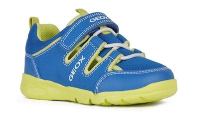 Geox Kids Klettschuh »RUNNER BOY«, mit patentierter Geox Spezialmembrane kaufen