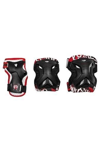 Powerslide Schutz - Set »Pro Robot« (Set, 3 - tlg., mit Knie - , Ellenbogen -  und Hangelenkschutz) kaufen