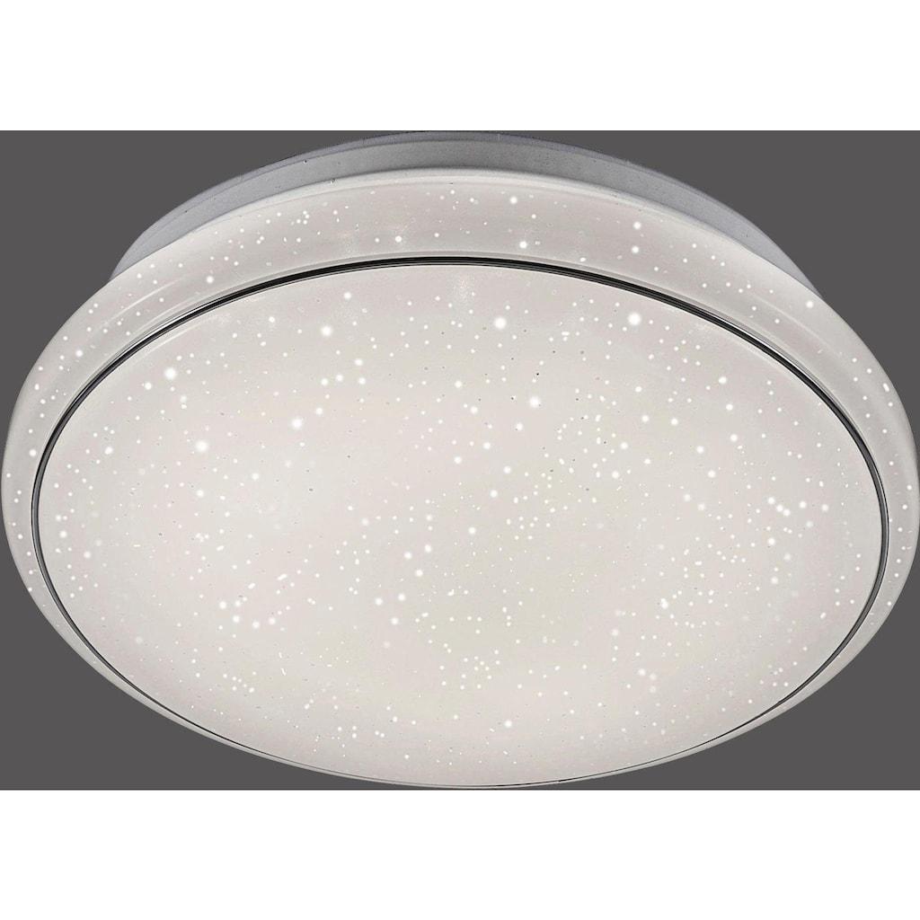 Leuchten Direkt Deckenleuchte »JUPITER«, LED-Board, 1 St., Warmweiß-Neutralweiß-Tageslichtweiß, 3-Stufen CCT - Farbtemperaturregelung (3000K/4000K/5000K)