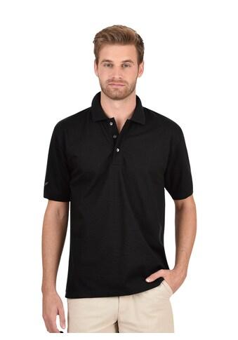 Trigema Poloshirt, für Industriewäsche kaufen