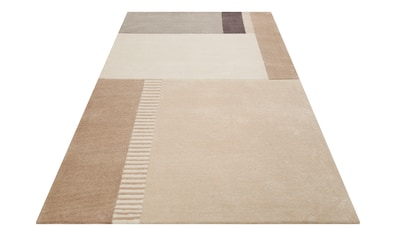 Esprit Teppich »Simon´s Town«, rechteckig, 9 mm Höhe, weicher Kurzflor, Wohnzimmer kaufen
