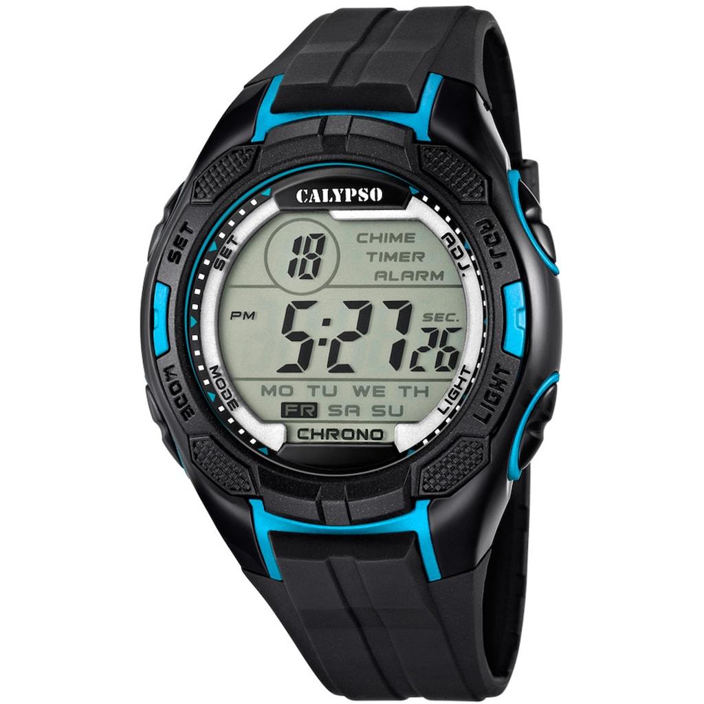 CALYPSO WATCHES Chronograph »Digital For Man, K5627/2«