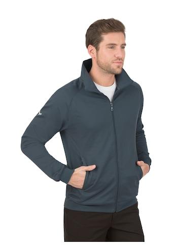 Trigema Raglanjacke aus Sweat-Qualität kaufen