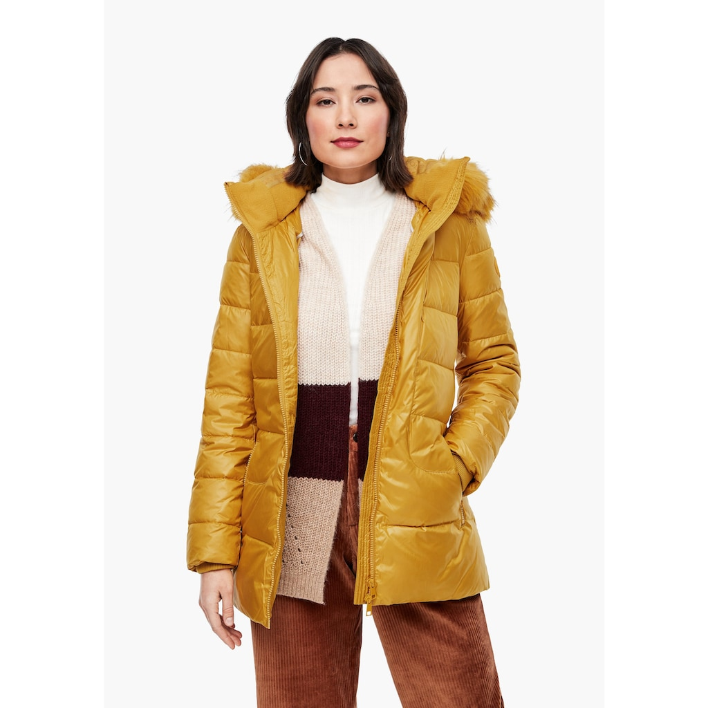s.Oliver Outdoorjacke, Steppjacke