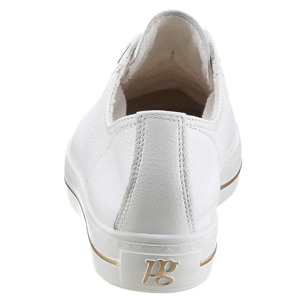 Paul Green Sneaker, im glänzender Optik