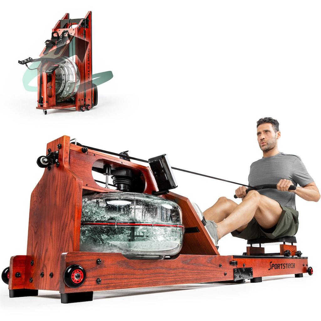 Sportstech Rudermaschine »WRX700«
