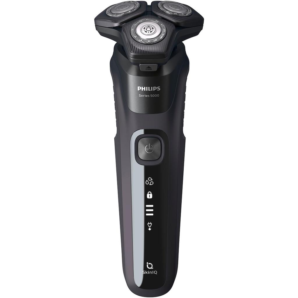 Philips Elektrorasierer »Series 5000 S5588/30«, mit SkinIQ Technologie