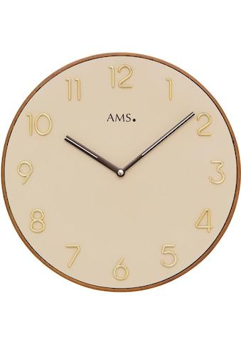 AMS Wanduhr »W9563« kaufen