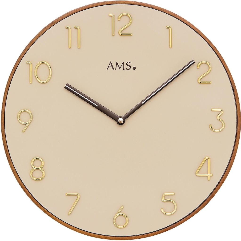 AMS Wanduhr »W9563«