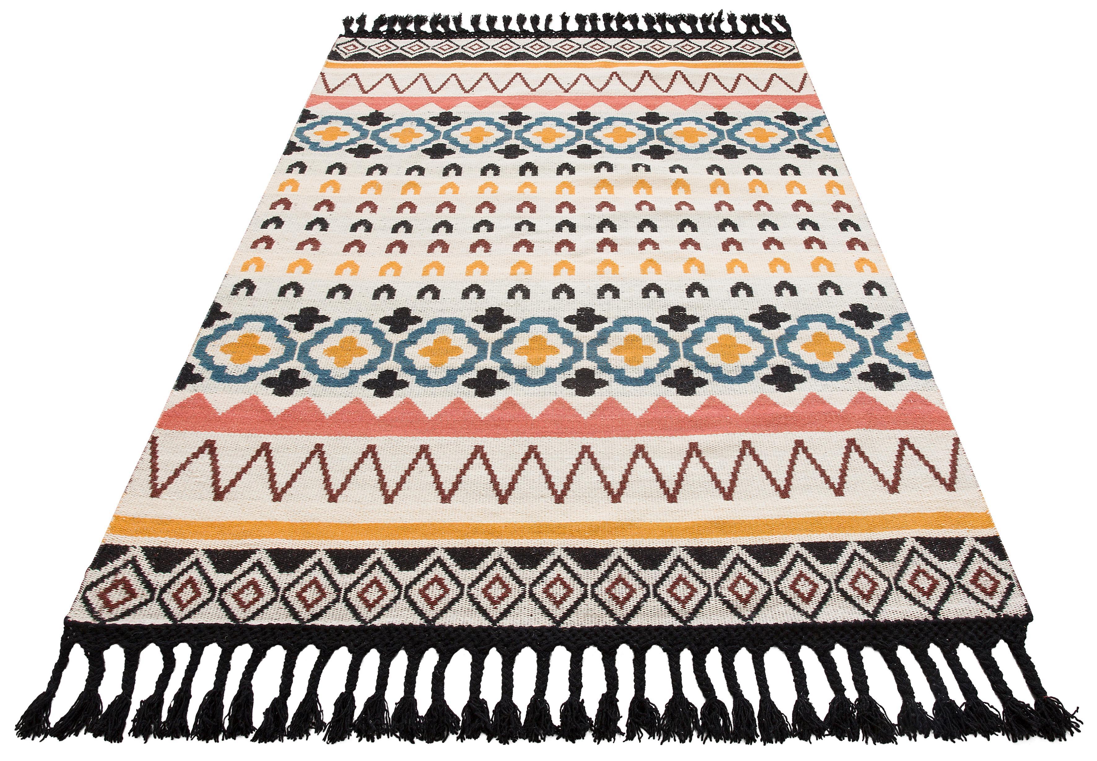Teppich Peru Guido Maria Kretschmer Home&Living rechteckig Höhe 6 mm handgewebt
