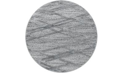 Ayyildiz Teppich »PISA 4706«, rund, 20 mm Höhe kaufen