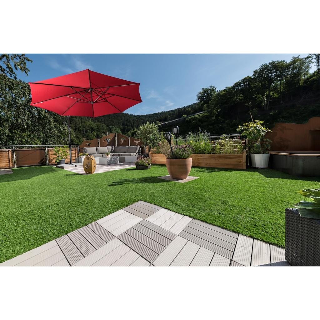 florco® Terrassenplatten, Klickfliesen