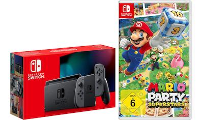 Nintendo Switch Konsolen-Set, inkl. Mario Party Superstars kaufen