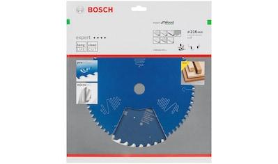 BOSCH Kreissägeblatt »Kreissägeblatt Expert for Wood«, 216 x 30 x 2,4 mm, 40 kaufen