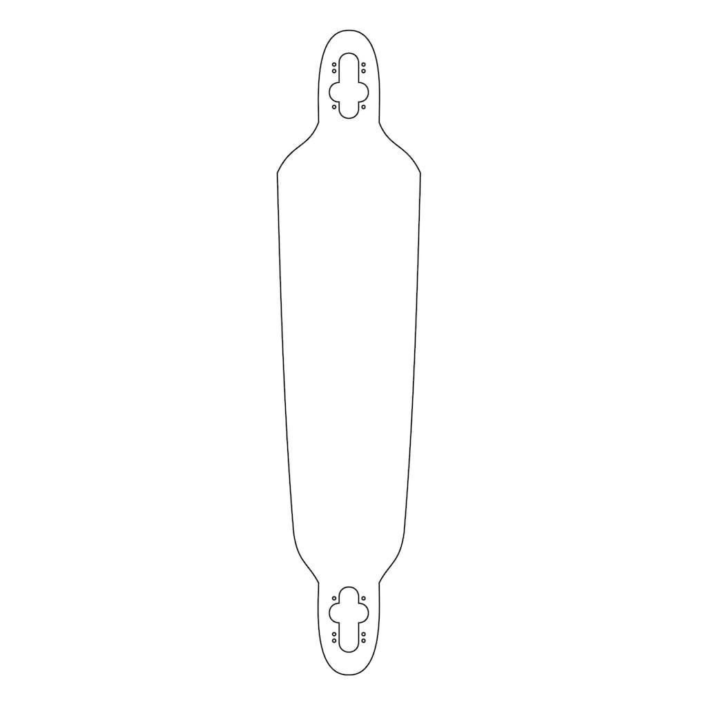 SportPlus Longboard »Speedy SP-SB-102«
