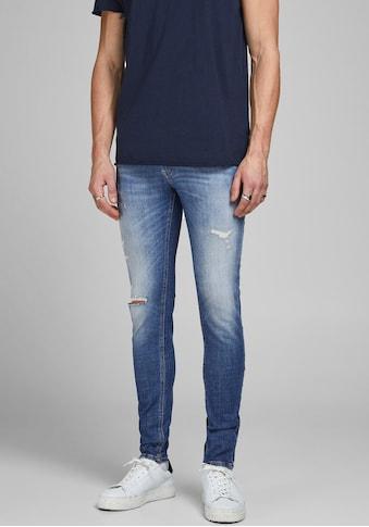 Jack & Jones Skinny-fit-Jeans »Liam SEAL« kaufen