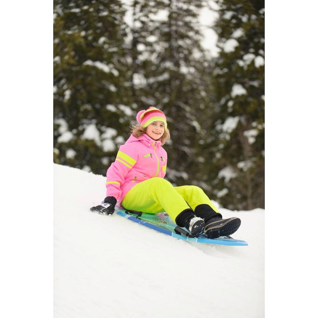 STIGA Sports Schneerutscher »Snow Rocket 80 cm pink«