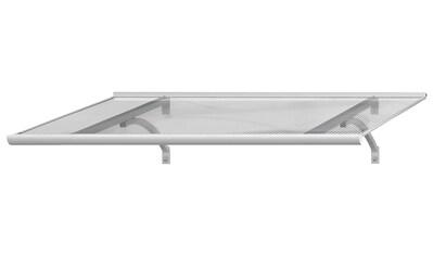 RORO TÜREN & FENSTER Vordach »Typ V132«, BxTxH: 120x90x38 cm kaufen