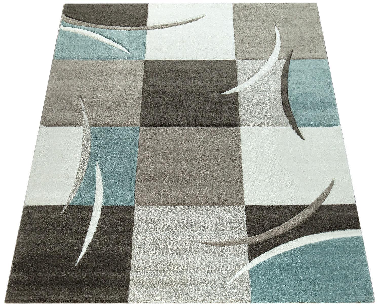 Teppich Lara 235 Paco Home rechteckig Höhe 18 mm maschinell gewebt