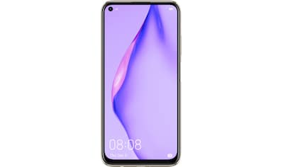 """Huawei Smartphone »P40 lite«, (16 cm/6,4 """" 128 GB Speicherplatz, 48 MP Kamera), 24 Monate Herstellergarantie kaufen"""