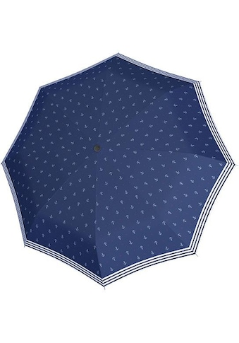 "doppler® Taschenregenschirm ""Fiber Magic Sailor, Blue"" kaufen"