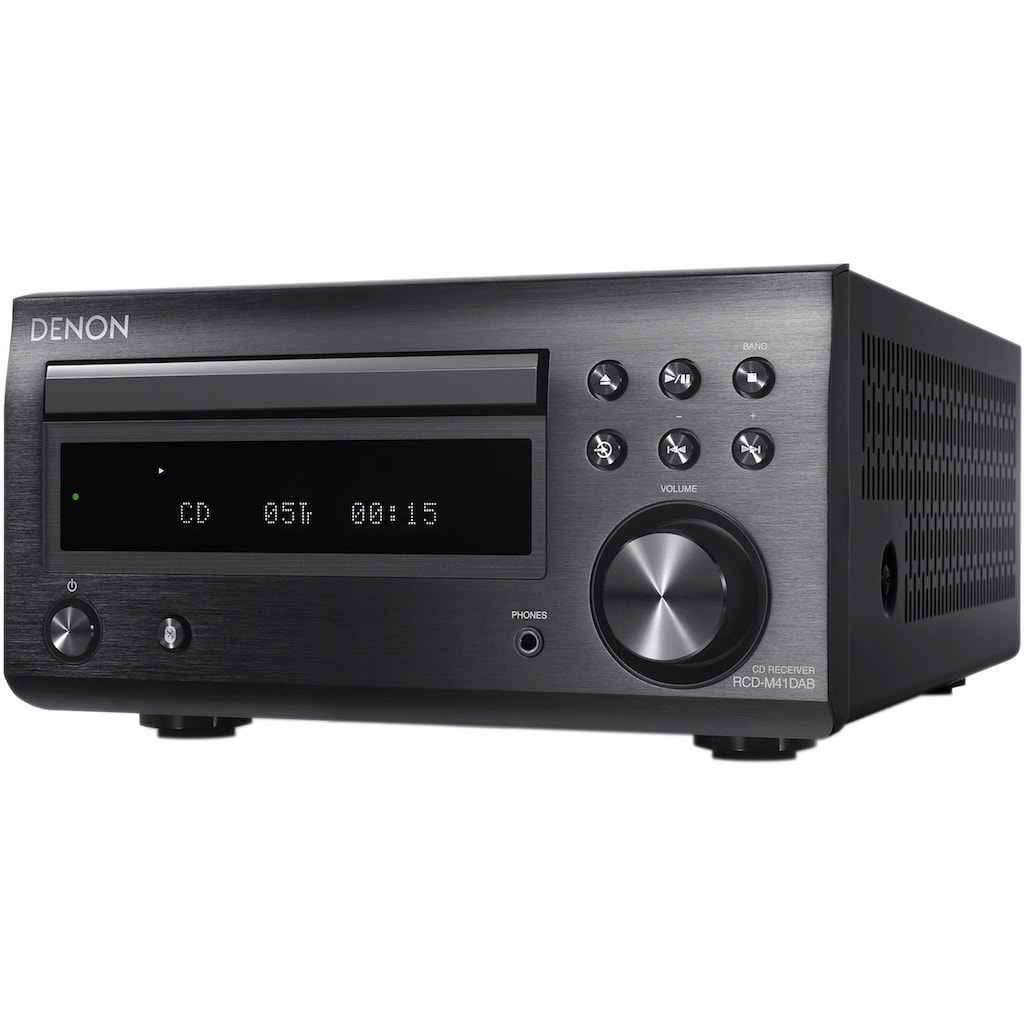 Denon CD-Player »RCD-M41DAB«, (Bluetooth FM-Tuner mit RDS )