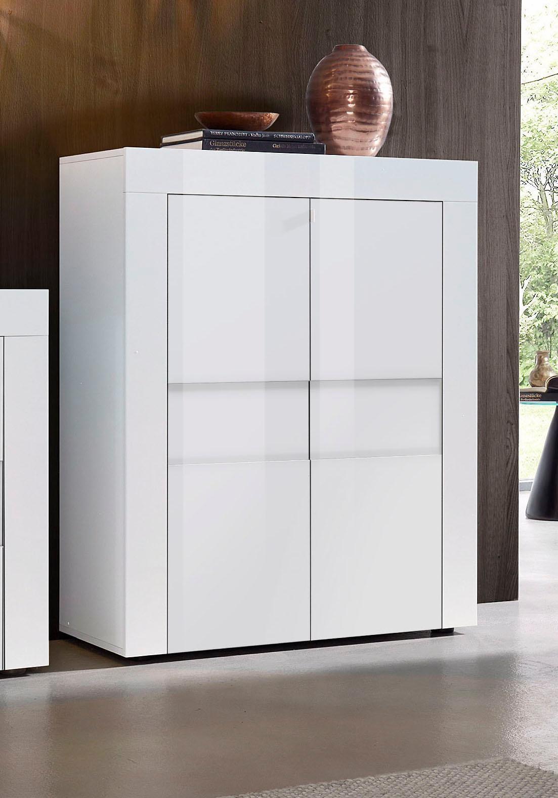 lc easy highboard breite 92 cm kaufen baur. Black Bedroom Furniture Sets. Home Design Ideas