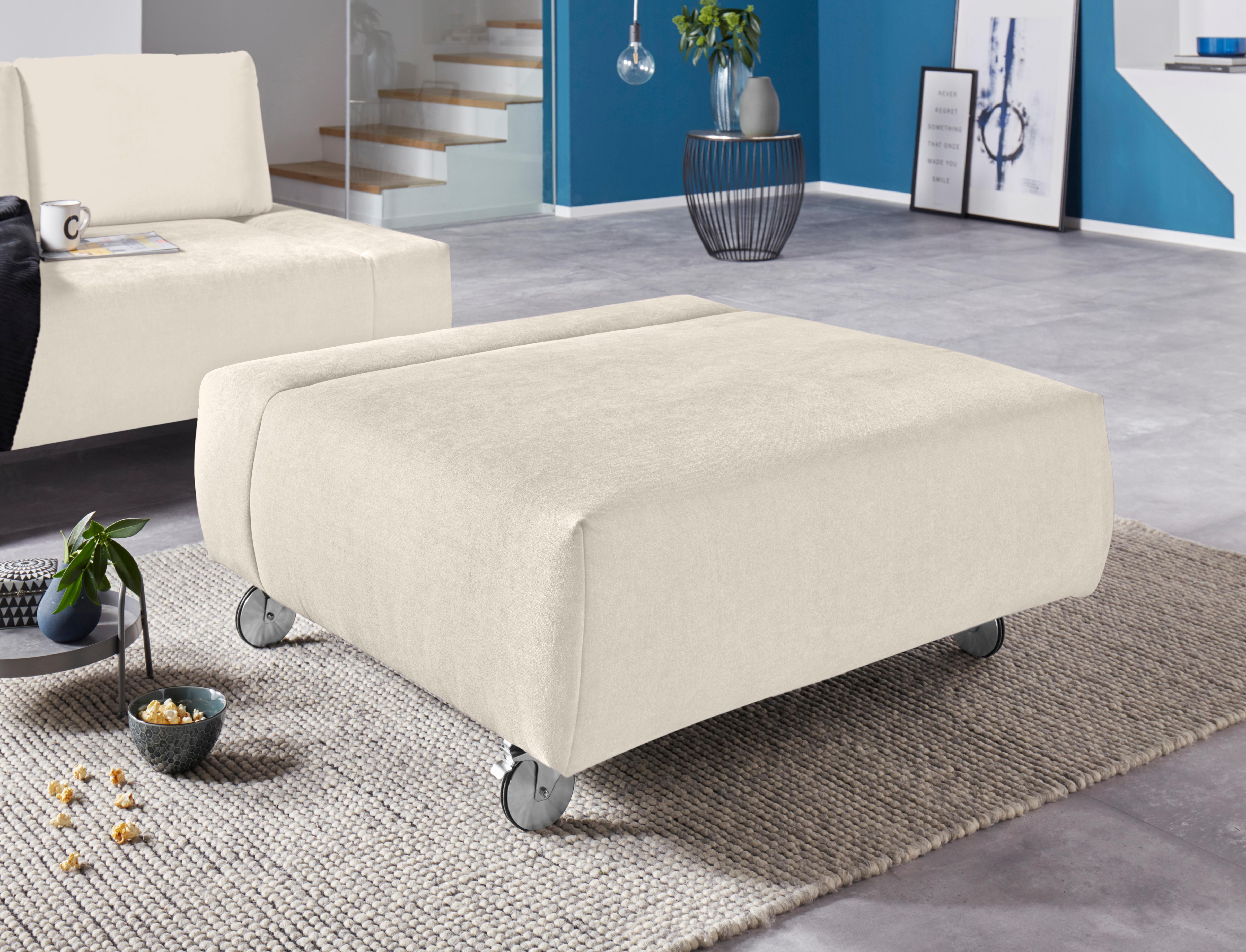 sit&more Polsterhocker | Wohnzimmer > Hocker & Poufs | Sit&More
