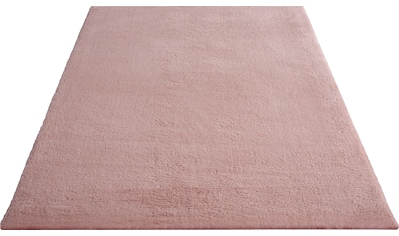 merinos Hochflor-Teppich »Fuzzy 27«, rechteckig, 30 mm Höhe, Wohnzimmer kaufen