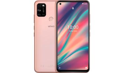"""WIKO Smartphone »VIEW5«, (16,63 cm/6,55 """" 64 GB Speicherplatz, 48 MP Kamera) kaufen"""