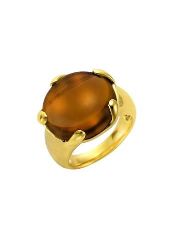 Jamelli Ring »925/ -  Sterling Silber Quarz (beh.)« kaufen