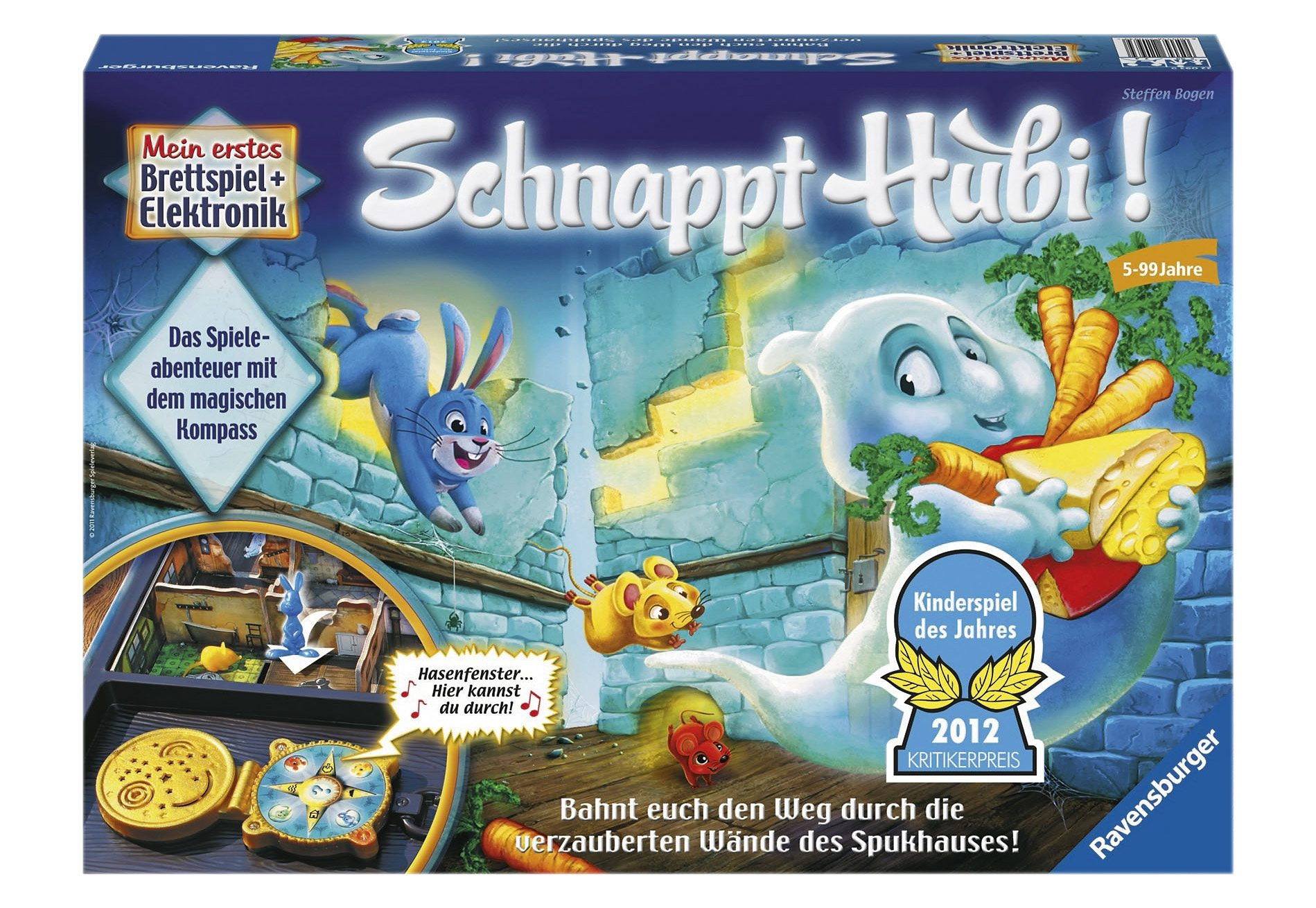 Ravensburger Elektronisches Brettspiel, »Schnap...