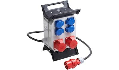 MEISTER Stromverteiler »Drehstromverteiler IP44« kaufen