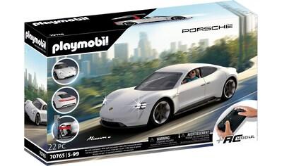 Playmobil® Konstruktions-Spielset »Porsche Mission E (70765), Porsche«, Made in Germany kaufen