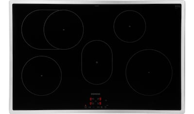 SIEMENS Induktions - Kochfeld von SCHOTT CERAN® iQ300 EH845BFB1E kaufen