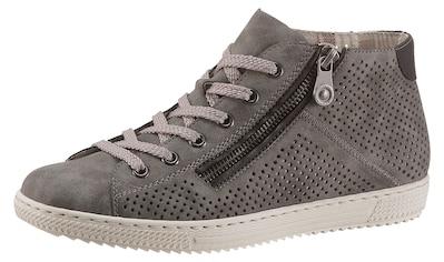 Rieker Sneaker, mit Reißverschluss kaufen