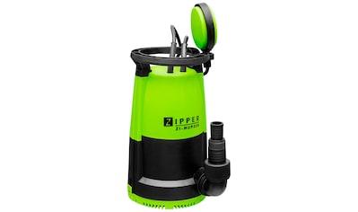 ZIPPER Gartenpumpe »ZI - MUP350«, Multipumpe, 7.500 l/h Fördermenge kaufen