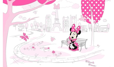 KOMAR Vliestapete »Minnie in Paris« kaufen