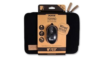 Port Designs Neopren - Sleeve mit USB - Kabel Maus »TORINO Bundle, Sleeve 10 - 12 Zoll« kaufen