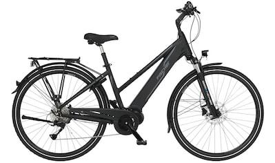 FISCHER Fahrräder E - Bike »VIATOR D 4.0i  -  504«, 9 Gang Shimano Acera Schaltwerk, Kettenschaltung, Mittelmotor 250 W kaufen
