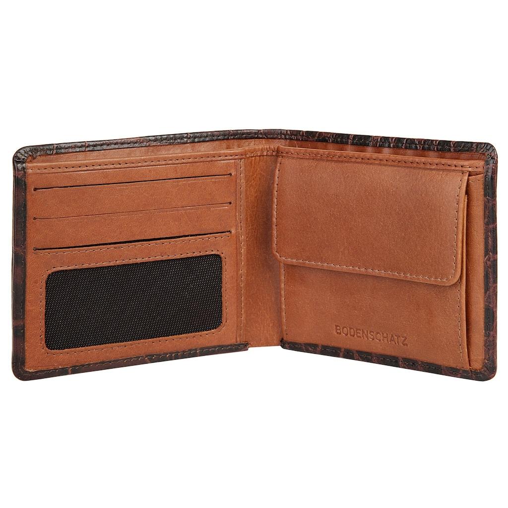 BODENSCHATZ Geldbörse, besonders schlankes Design