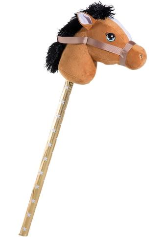 Heunec® Steckenpferd »Pferd, mittelbraun« kaufen