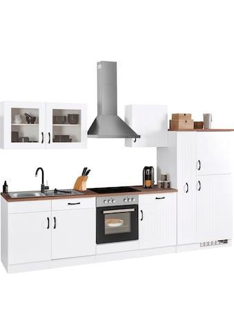 HELD MÖBEL Küchenzeile »Athen«, ohne E-Geräte, Breite 300 cm kaufen