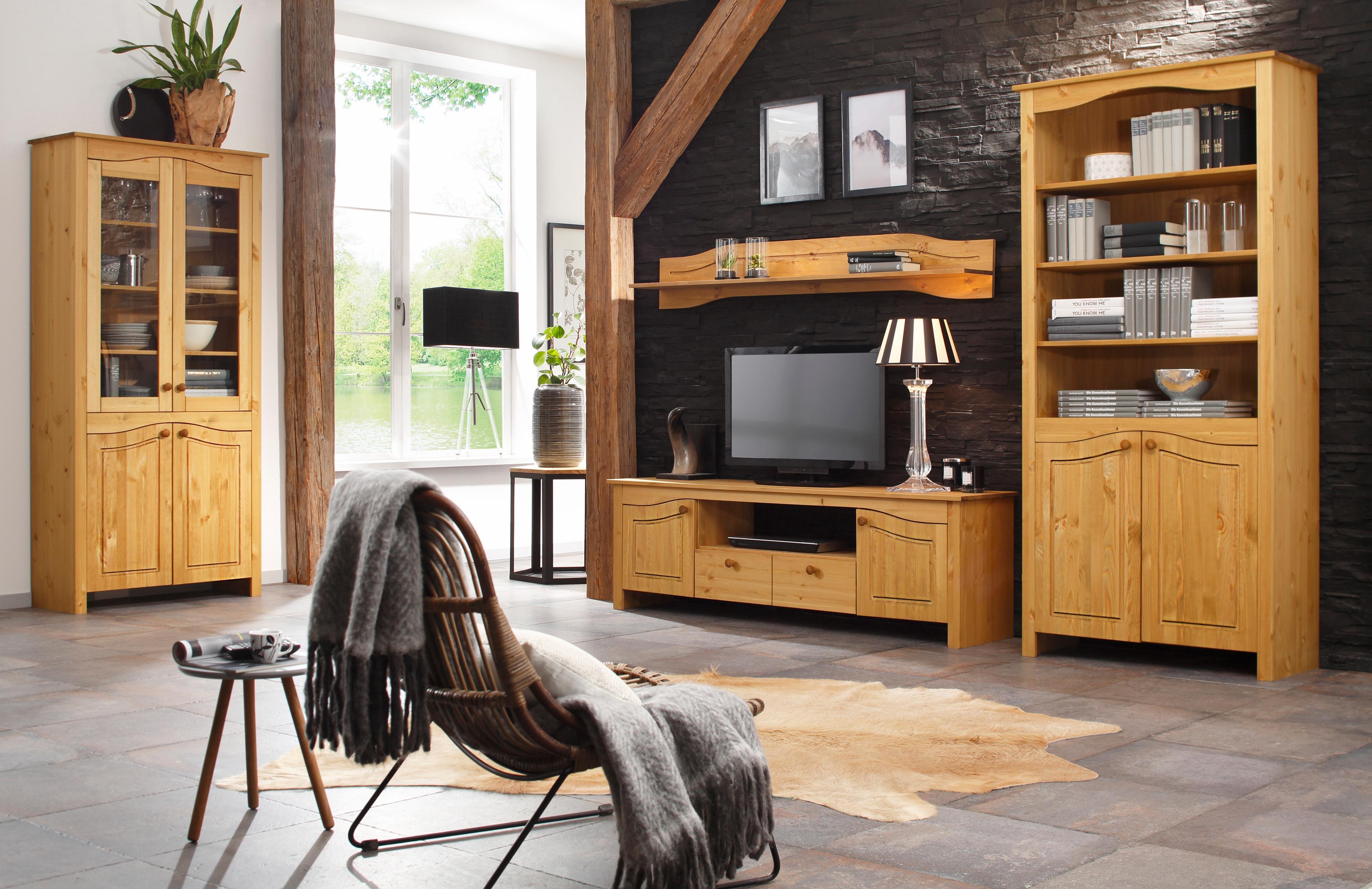 Home affaire Wohnwand Rialto (Set 4-tlg)