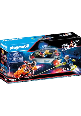 Playmobil® Konstruktions-Spielset »Galaxy Police-Glider (70019), Galaxy Police«, (42... kaufen