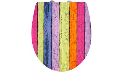 WC - Sitz »Imola Colours«, Mit Absenkautomatik kaufen