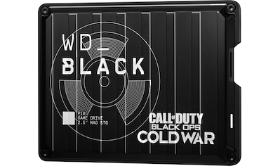 WD_Black »P10 Game Drive Call of Duty®: Black Ops Cold War Special Edition« externe HDD - Festplatte 2,5 '' kaufen