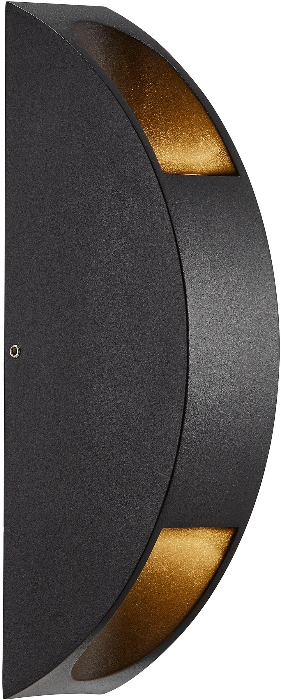 Nordlux LED Wandleuchte PIGNIA, LED-Modul, 5 Jahre Garantie auf die LED