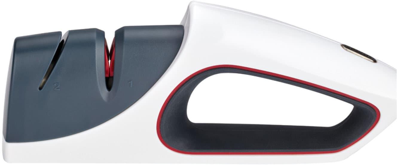 zyliss Messerschärfer Control weiß Küchenmesser Besteck Messer Haushaltswaren